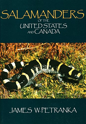 9781588343086: Salamanders of the United States and Canada