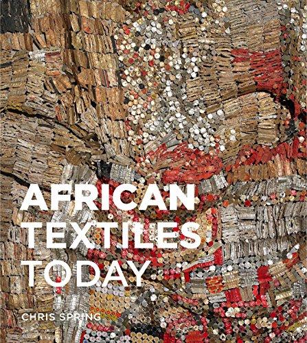 African Textiles Today: Chris Spring