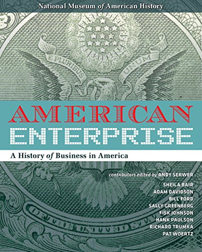 9781588344960: American Enterprise: A History of Business in America