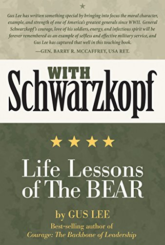 9781588345295: With Schwarzkopf: Life Lessons of The Bear