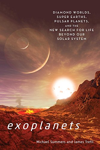 9781588345943: Exoplanets: Diamond Worlds, Super Earths, Pulsar Planets, and the New Search for Life Beyond Our Solar System