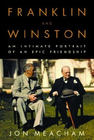9781588363299: Franklin And Winston - An Intimate Portrait Of An Epic Friendship