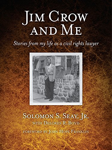 9781588381750: Jim Crow and Me: Stories From My Life As a Civil Rights Lawyer