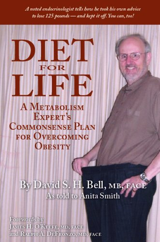 9781588382245: Diet for Life: A Metabolism Expert's Commonsense Plan for Overcoming Obesity