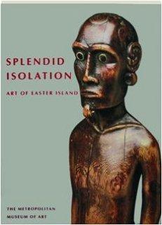 9781588390110: Splendid Isolation: Art of Easter Island