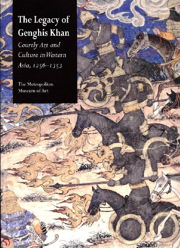 9781588390721: The Legacy of Genghis Khan: Courtly Art and Culture in Western Asia, 1256-1353
