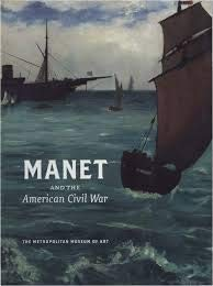 Manet and the American Civil War: The Battle of U.S.S. Kearsarge and C.S.S. Alabama (9781588390790) by David C. Degener; Juliet Wilson Bareau; Edouard Manet; N. Y.) Metropolitan Museum of Art (New York
