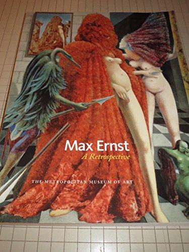 9781588391520: Max Ernst: A Retrospective