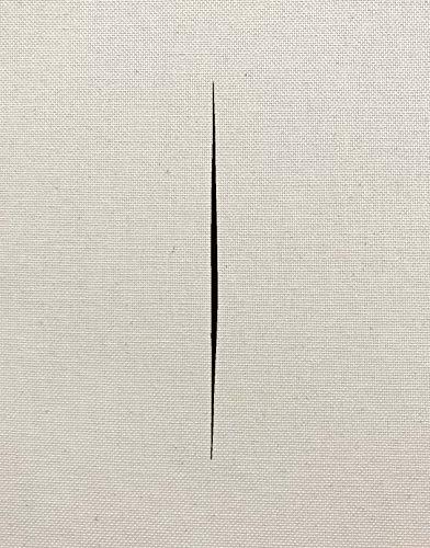 9781588396822: Lucio Fontana: On the Threshold