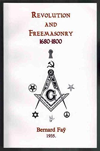 9781588400826: Revolution and Freemasonry 1680-1800