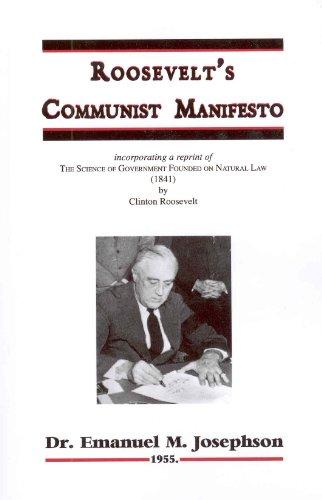 9781588402844: Roosevelt's Communist Manifesto