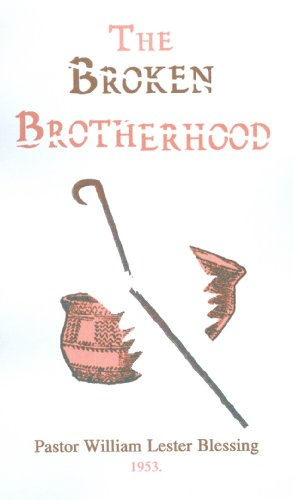 9781588403094: The Broken Brotherhood