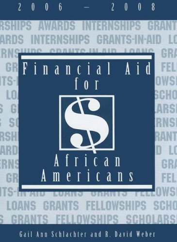 9781588411334: Financial Aid for African Americans, 2006-2008