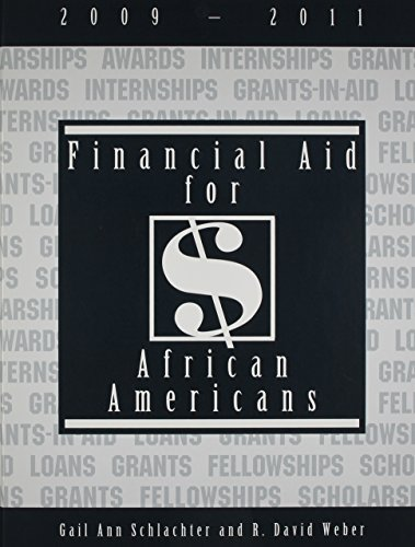 9781588411778: Financial Aid for African Americans 2009-2011
