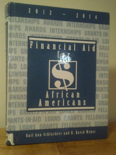 9781588412171: Financial Aid for African Americans 2012-2014