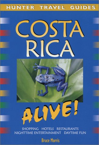 Costa Rica Alive! (Alive Guides Series)