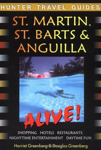 9781588433565: St. Martin & St. Barts (Hunter Travel Guides)