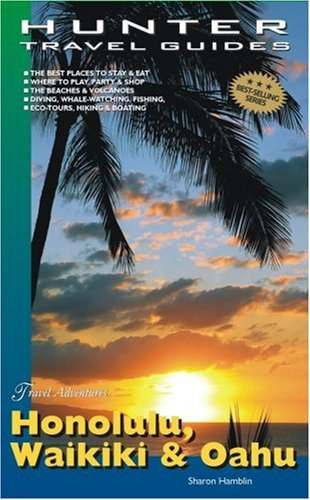 9781588436658: Travel Adventures: Honolulu, Waikiki & Oahu (Adventure Guide)