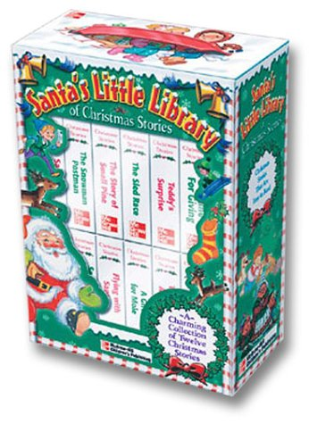 Santa's Little Library of Christmas Stories (1588452352) by Carson-Dellosa Publishing