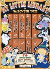My Little Library of Halloween Tales (My Little Library Board Books): Carson-Dellosa Publishing
