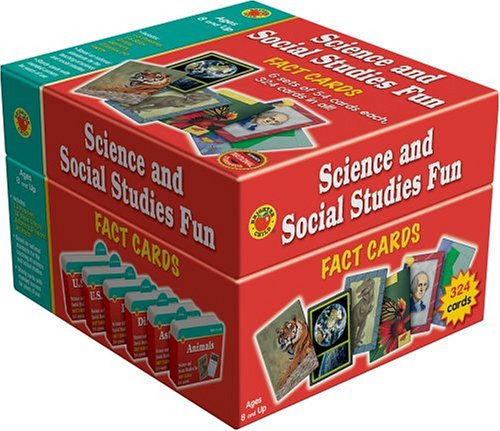 9781588455673: Science and Social Studies Fun Flash Cards