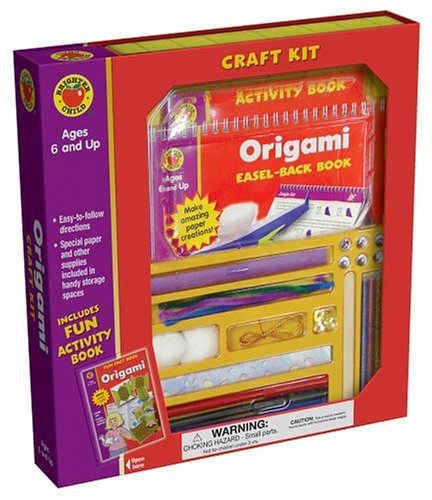 9781588456274: Origami Craft Kit (Craft Kits)