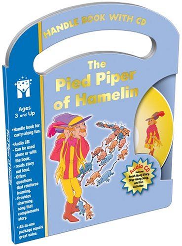 9781588457226: The Pied Piper of Hamelin (Handled Book and CD)