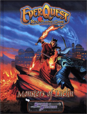 9781588460646: Everquest Monsters of Luclin (Sword & Sorcery)