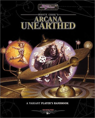 9781588460653: Arcana Unearthed: A Variant Player's Handbook