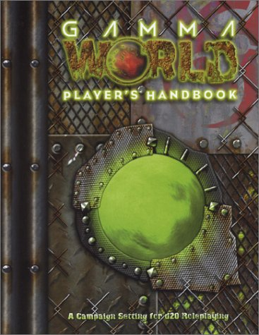 9781588460691: Gamma World Player's Handbook: A Campaign Setting for d20 Roleplaying
