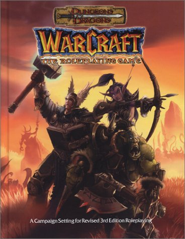 9781588460714: Warcraft: The Roleplaying Game