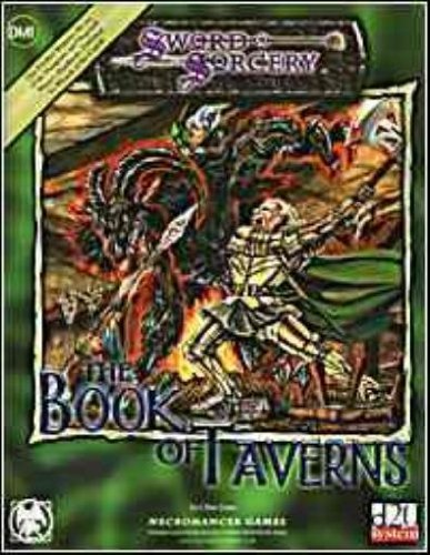 Book of Taverns (d20 Generic System)