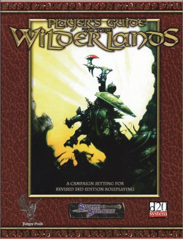 Players Guide to the Wilderlands (Sword and Sorcery D20): Bledsaw, Bob