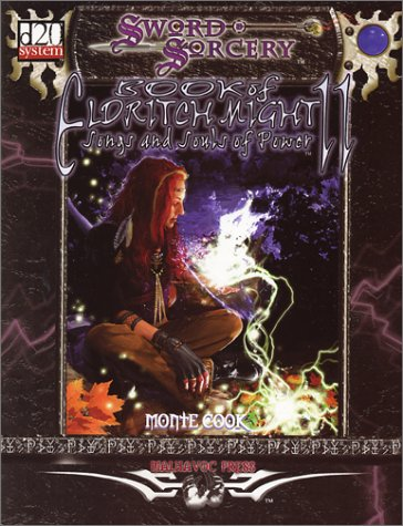9781588461025: Book of Eldritch Might 2: Songs and Souls of Power