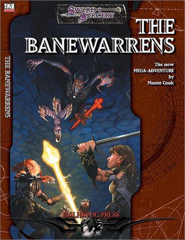 Banewarrens: White Wolf Games Studio