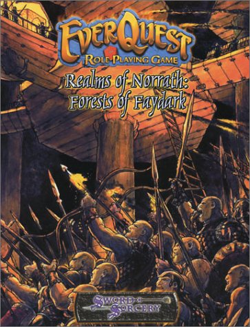 Everquest Realms of Norrath Forests of Faydark (1588461335) by Wieck, Stewart; Holden-Jones, Scott
