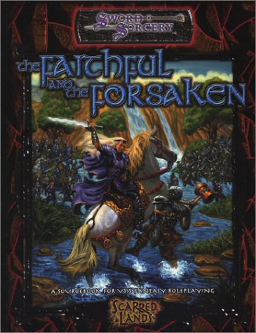 9781588461377: Faithful and Forsaken (Sword and Sorcery)