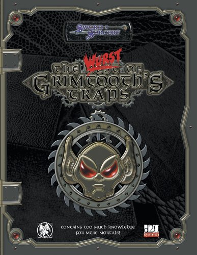 9781588461391: The Wurst of Grimtooth's Traps (D20 Generic System)