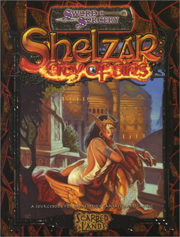 9781588461469: Shelzar: City of Sins (d20 Generic System