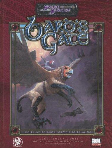 9781588461513: Bards Gate (Sword Sorcery)