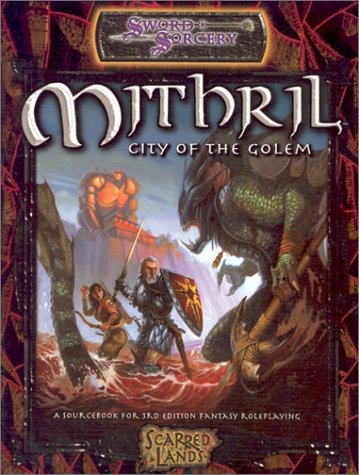 9781588461629: Mithril City of the Golem