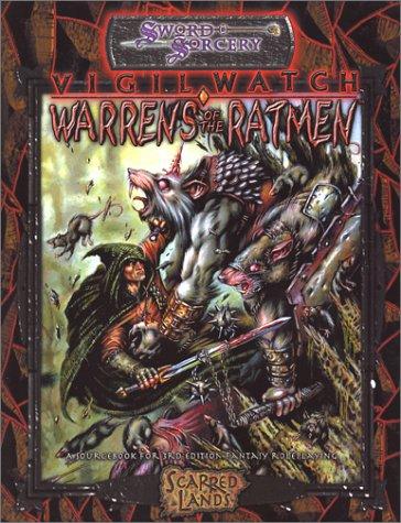 9781588461643: Vigil Watch Warrens of the Ratmen (Sword Sorcery)