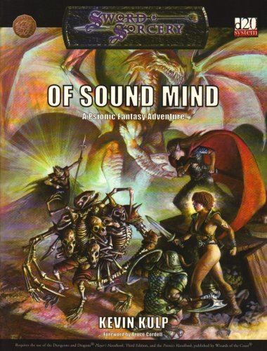 Of Sound Mind (d20 Fantasy Roleplaying): Bruce R. Cordell,