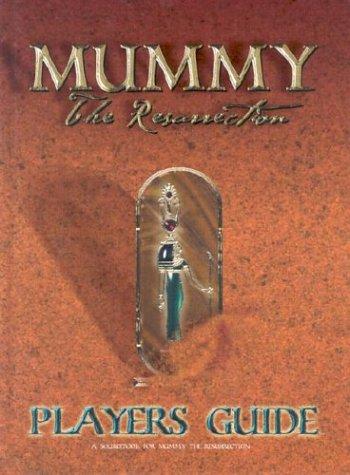 Mummy: The Resurrection Players Guide: White Wolf Publishing