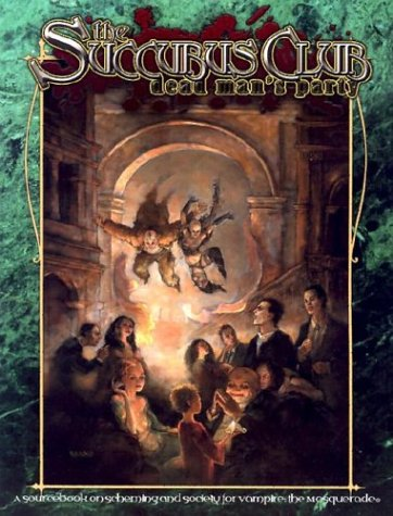 The Succubus Club: Dead Man's Party: Justin Achilli