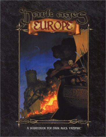 9781588462794: Dark Ages: Europe, A Sourcebook for Dark Ages: Vampire