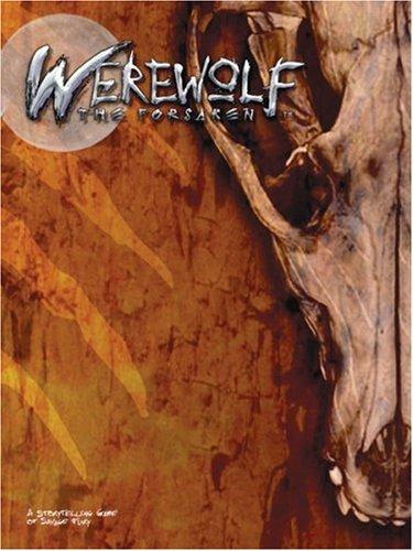 Werewolf: The Forsaken: White Wolf