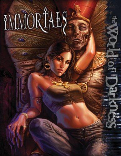 Immortals (World of Darkness): Snead, John