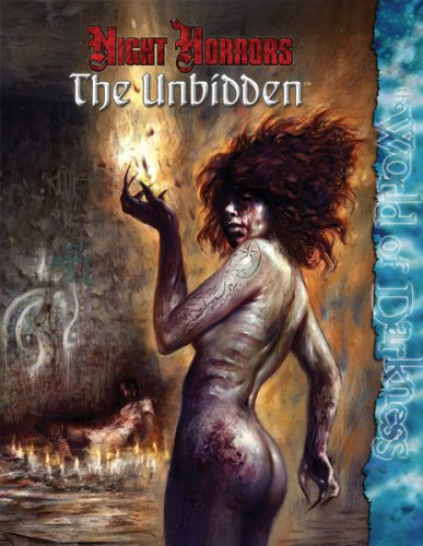 9781588463784: Night Horrors the Unbidden (Mage the Awakening)