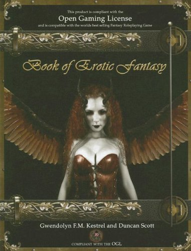 9781588463999: Book of Erotic Fantasy (D20)